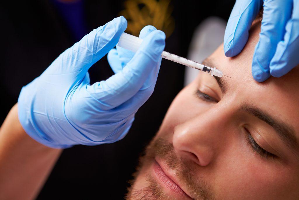 Weihnachten Faltenbehandlung Botox Koeln-Duesseldorf-NRW