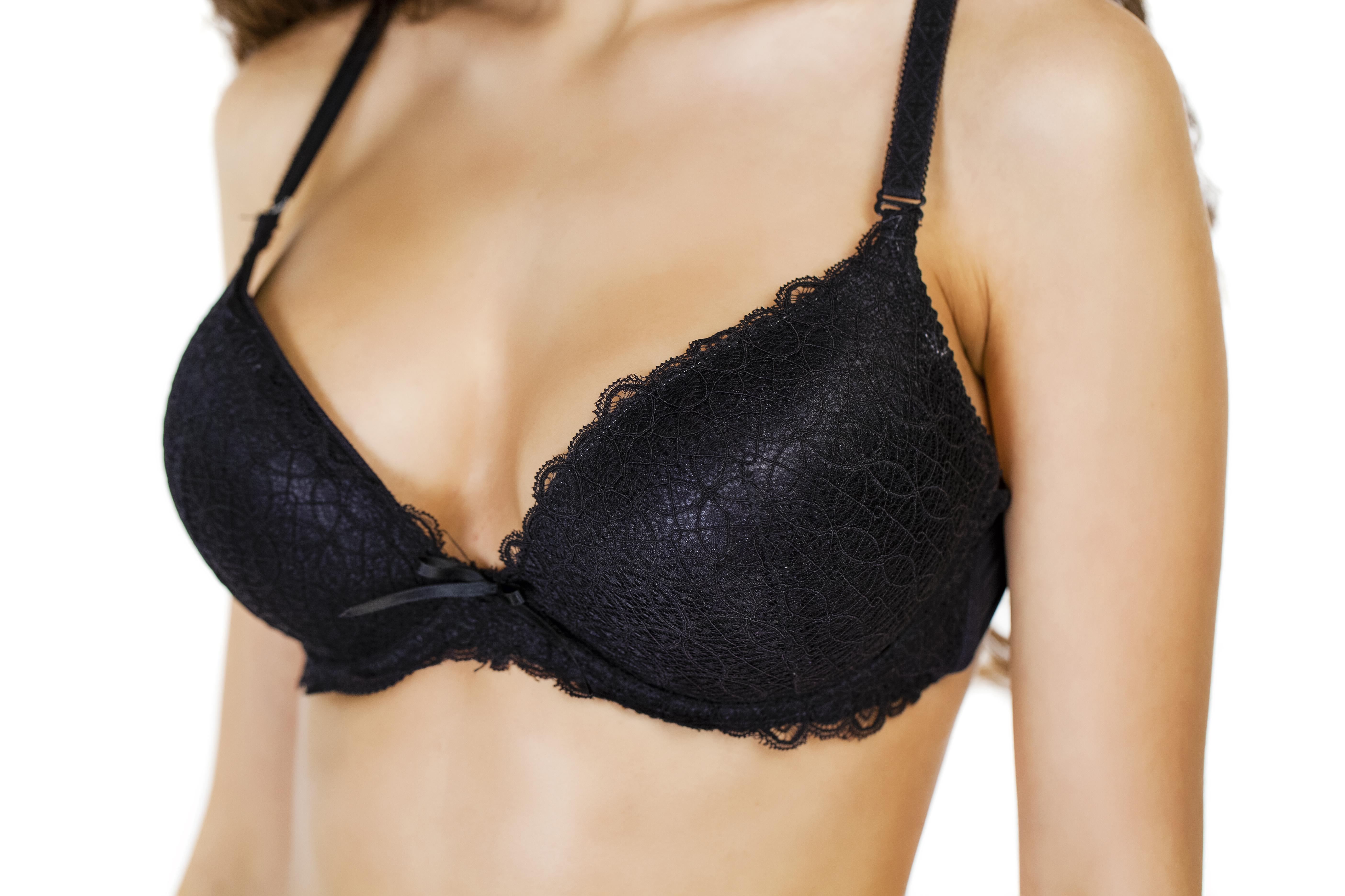 Warum mögen die kleine Brust