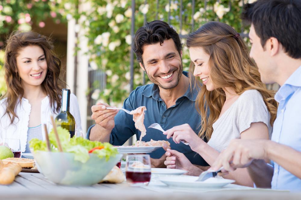 Ernährung im Sommer Mittelmeerdiät