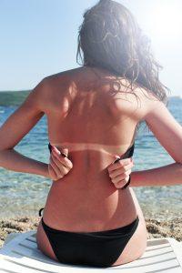 Hautpflege im Sommer UV-Strahlen