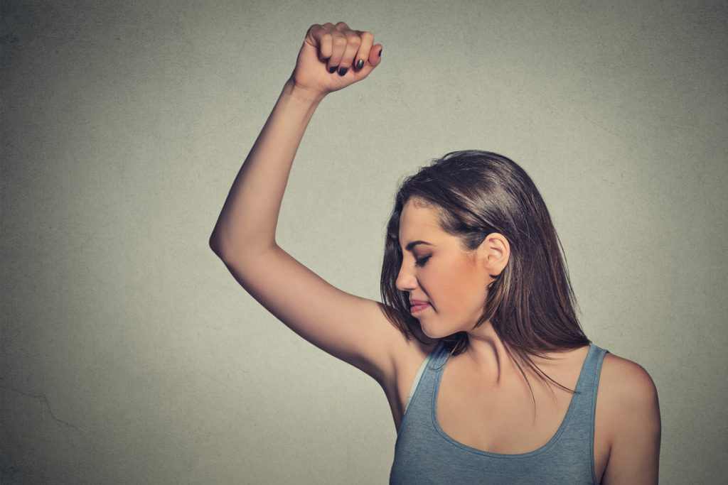 Therapien bei starkem Körpergeruch