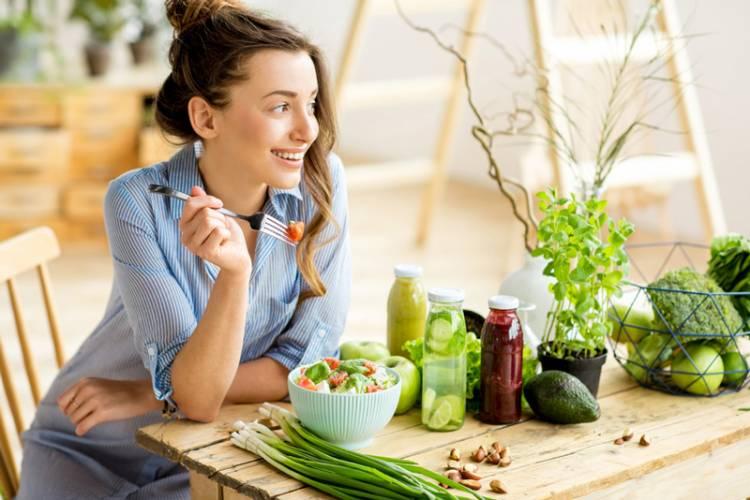 Gesunde lebensweise für einen gesunden Körper